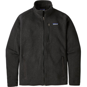 Patagonia Better Sweater Jas Heren, black